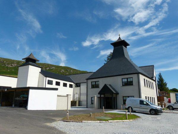 2. Distilleerderij